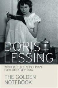 book cover: The Golden Notebook by Doris Lessing